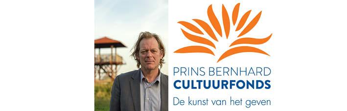 Tom op weg naar Cultuurprijs Provincie Zuid-Holland 2018